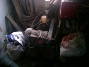 DeLaval Vacuum Pump 76 - $800 (Colebrook, Oh)