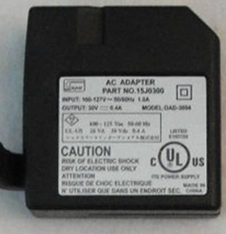 DELL AC Power Printer Adapter 15J0300 (#171)