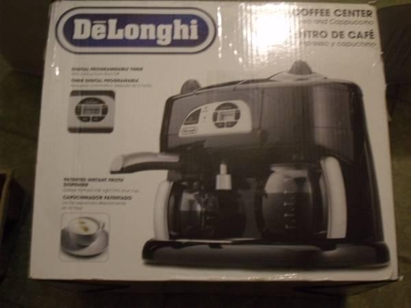 delonghi espresso makers uk
