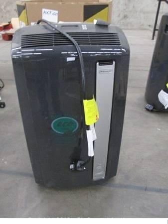 Delonghi Pac An125hpec 12 000 Btu Portable Ac Amp Heater