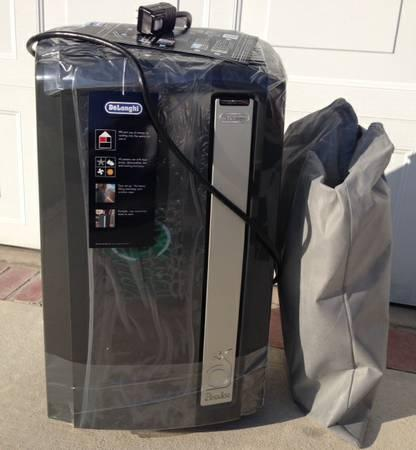 Delonghi pinguino 12 500 btu portable ac heat brand new for 12500 btu window air conditioner