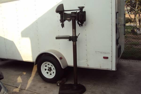 Delta Milwaukee Floor Model Drill Press