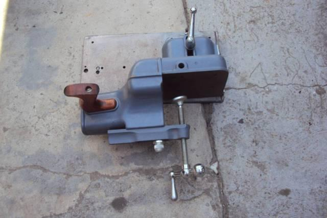 Delta Rockwell Tenon Jig Like New Original Paint