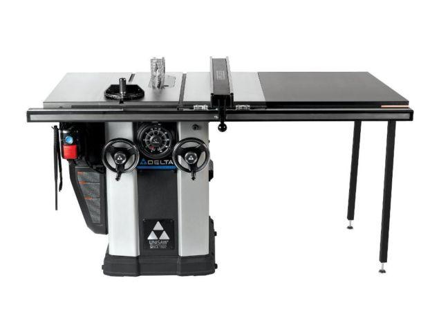 Delta Unisaw Table Saw model 36-L336 New