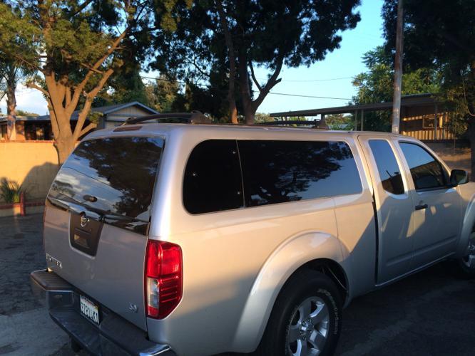 Auto Parts For Sale Redding California: Deluxe Snug Top Used Camper Shell For Sale In La Puente