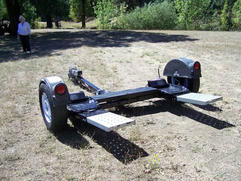 Demco Kar Kaddy Tow Dolly - for Sale in Willits, California Classified | AmericanListed.com