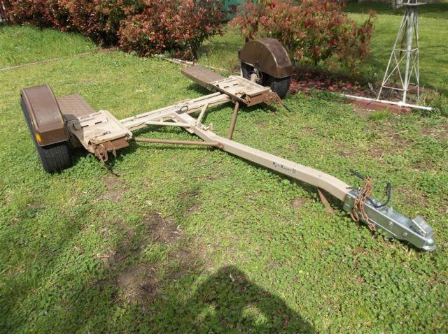 demco karkaddy tow dolly w brakes for sale for sale in