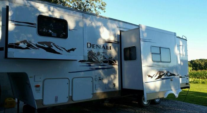 Denali 31rg Fifth Wheel 2007 For Sale In Japan Missouri