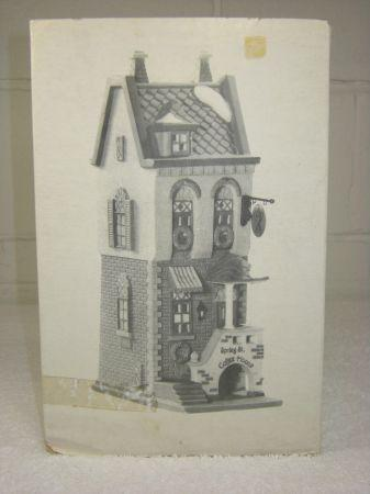 Department 56  Spring St. Coffee House - $35