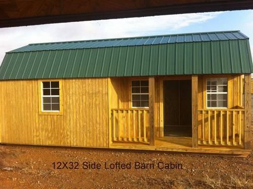 Derksen Portable Storage Buildings Cabins And Garages For
