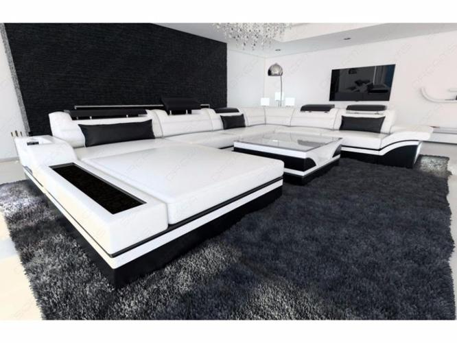 Design Sectional Sofa Mezzo XXL