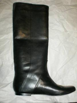 Designer Leather Boots New