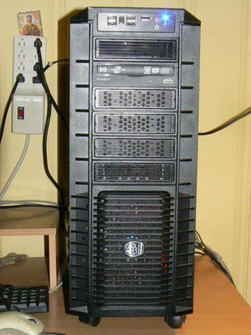 Desktop Computer (mini server).