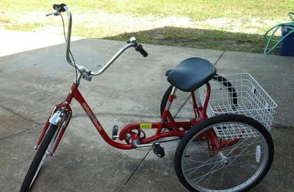 Desoto classic trailmate tricycle