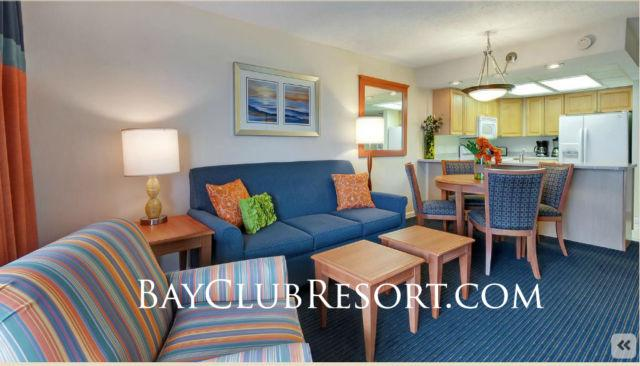 Destin FL 2 BR Vacation Rental 7 night April 2-9