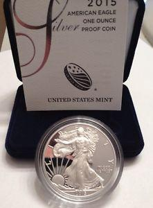 Details about �*1* 2015 W Proof American Eagle 1oz .999