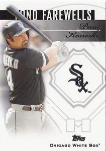 Details about �(8) Paul Konerko 2014 TOPPS UPDATE FOND