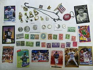 Details about �.....OLD LOT of COOL ITEMS, U.S.A.