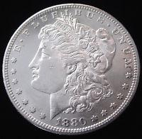 Details about �1880-S U.S. MORGAN SILVER DOLLAR