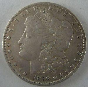 Details about �1888-O Morgan Silver Dollar -