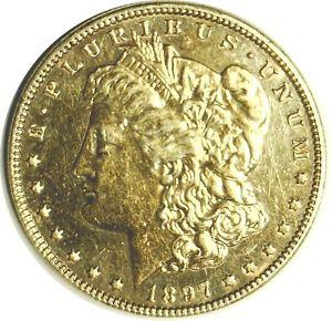 Details about �1897 P Morgan Silver Dollar