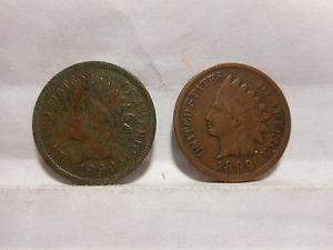 Details about �1899-P Indian Head Cents 1c ( Circulated