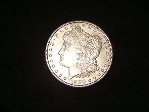 Details about �1900 $ Morgan Silver Dollar