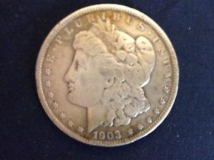 Details about �1903 P MORGAN SILVER DOLLAR VERY NICE