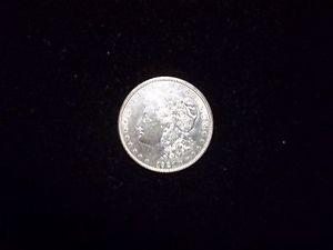 Details about �1921-D Morgan Silver Dollar 1$