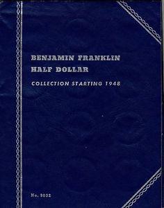 Details about �1948-1955 SILVER BENJAMIN FRANKLIN HALF