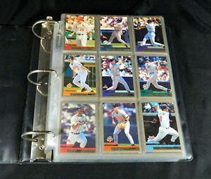 Details about �2000 Topps Baseball Set in Binder (478)