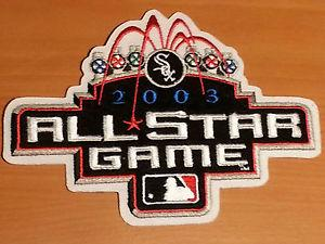 Details about �2003 MLB ALL STAR GAME CHICAGO WHITE SOX