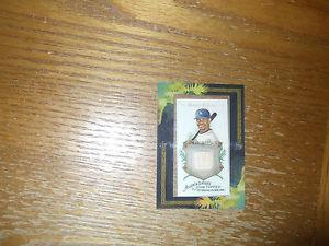 Details about �2008 topps allen & ginter game used bat