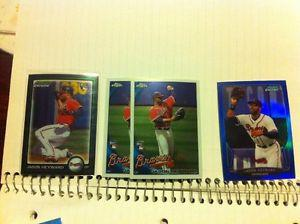Details about �2010 Jason Heyward Rookie Lot Topps