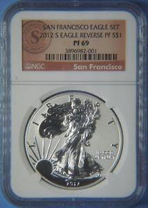 Details about �2012 S Reverse Proof American Silver