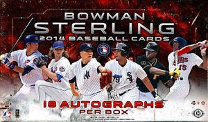 Details about �2014 BOWMAN STERLING BASEBALL FACTORY