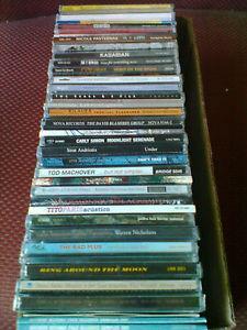 Details about  33 Mix Music CDS Blues Rock World Latin