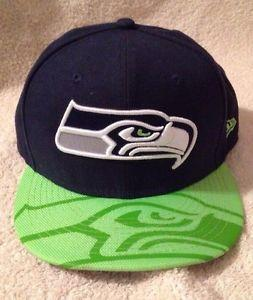 Details about �59Fifty New Era Seattle Seahawks Hat /