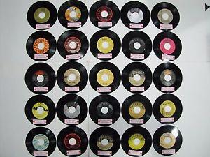 Details about  60's NORTHERN SOUL CLASSIC R&B Lot of 25 45