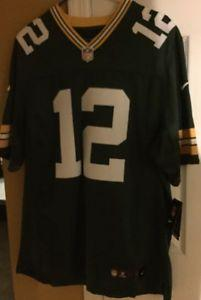 big sale ed983 30484 Details about  Aaron Rodgers Nike Limited Stitched Jersey ...