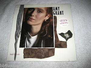 Details about �AMY GRANT - Lead Me On - Rare Original