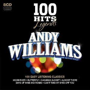 Details about �Andy Williams LEGENDS 100 Hits Box Set
