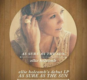 Details about �As Sure as the Sun by Ellie Holcomb (CD,