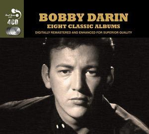 Details about �Bobby Darin EIGHT CLASSIC ALBUMS