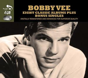 Details about �Bobby Vee EIGHT CLASSIC ALBUMS + SINGLES
