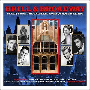 Details about �Brill & Broadway 75 ORIGINAL CLASSIC