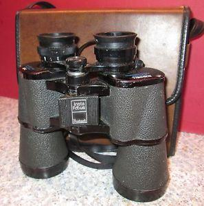 Details about Bushnell Sportview 7 X 50 Insta Focus Fully Coated Optics Binoculars Case Strap