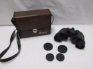 Details about Bushnell Sportview Binoculars Wide Angle 7 x 35 Fully Coated Optics with Case