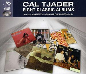 Details about �Cal Tjader EIGHT CLASSIC ALBUMS Plays