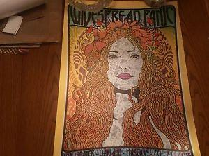 Details about �Chuck Sperry Poster - Widespread Panic